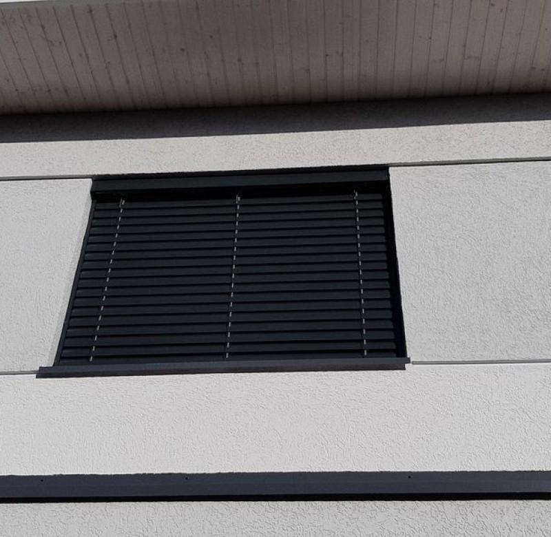 Żaluzje fasadowe - eidson